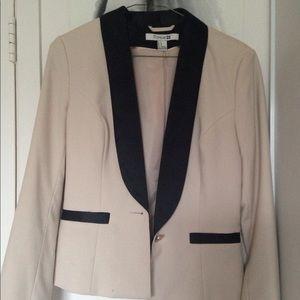 Black and Tan blazer
